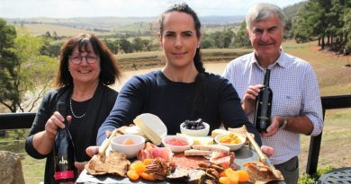 Cloud9 cheese and wine producers Alan and Susan Deeble, and daughter Jacquie, welcome a new fund for small producers.