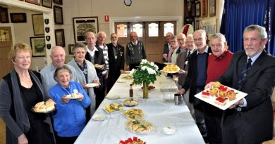 Castlemaine Legacy celebrates 60 years.