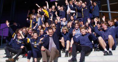 School wins solar system