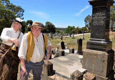 Tours bring history to life