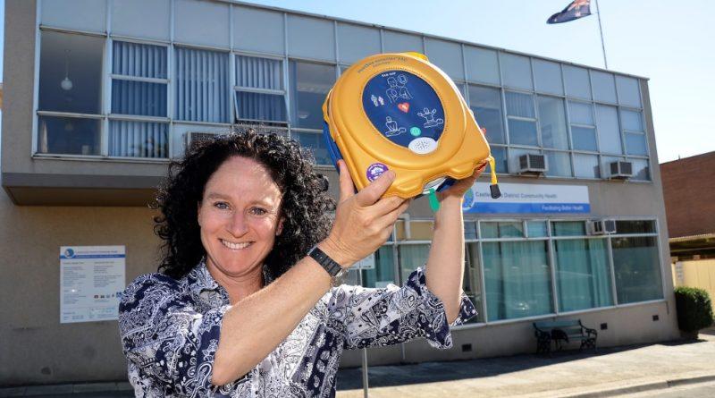 Defibrillator win