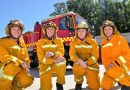 Women who fight fires