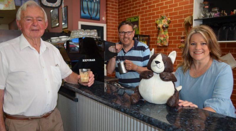 MAAW Coffee Bar opens