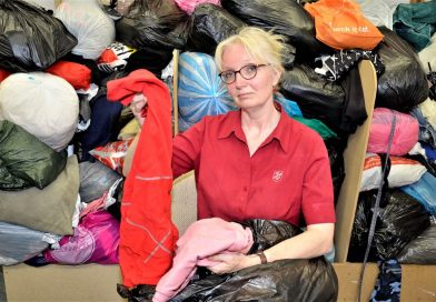 Donations – not all joy for thrift shop