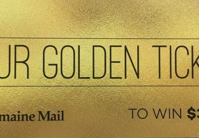 Golden opportunity!