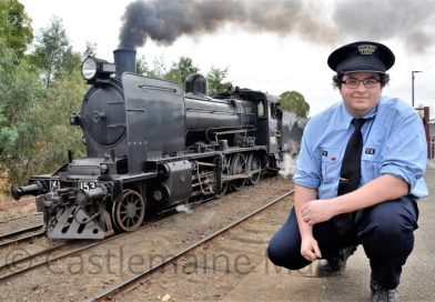 All aboard the Colonial Express