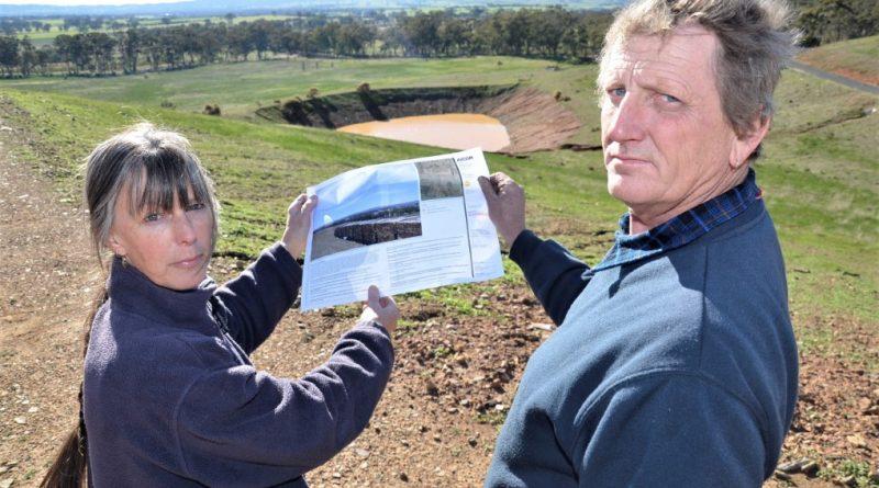 Solar farm plan sparks concerns