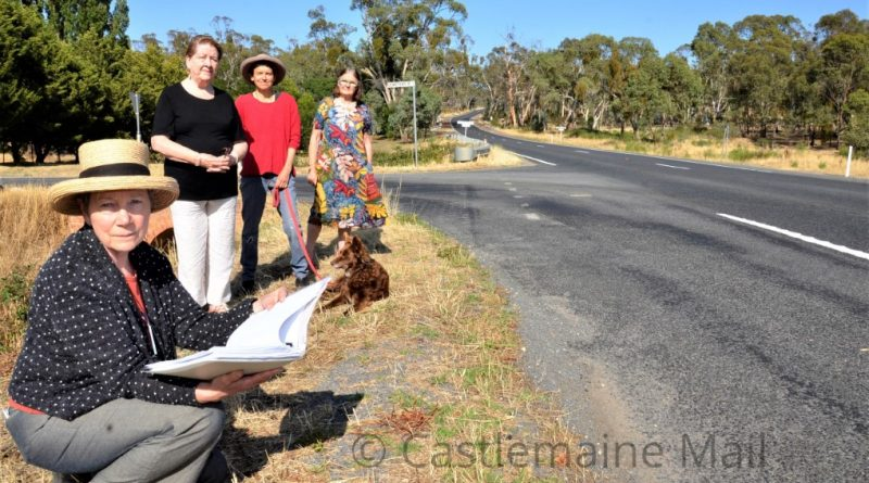 Green Gully speed limit outcry