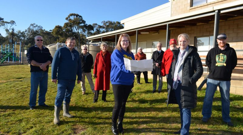 Funding boost for Harcourt