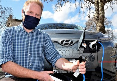 Charging ahead:  EV charge site tender announced