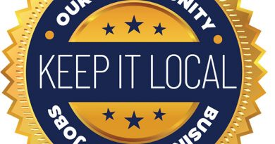 Keep it Local and win!