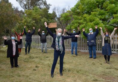 Guildford celebrates school return